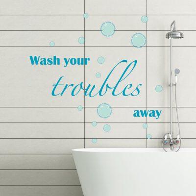 Fürdőszobai falmatrica Archives - Annahaus